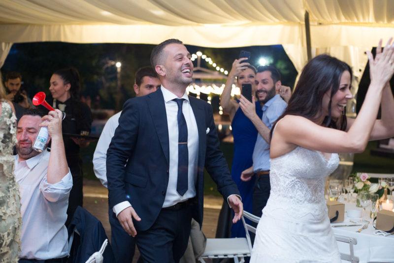 Φωτογράφηση Γάμου στο Κτήμα Κοκοτού στην Αθήνα