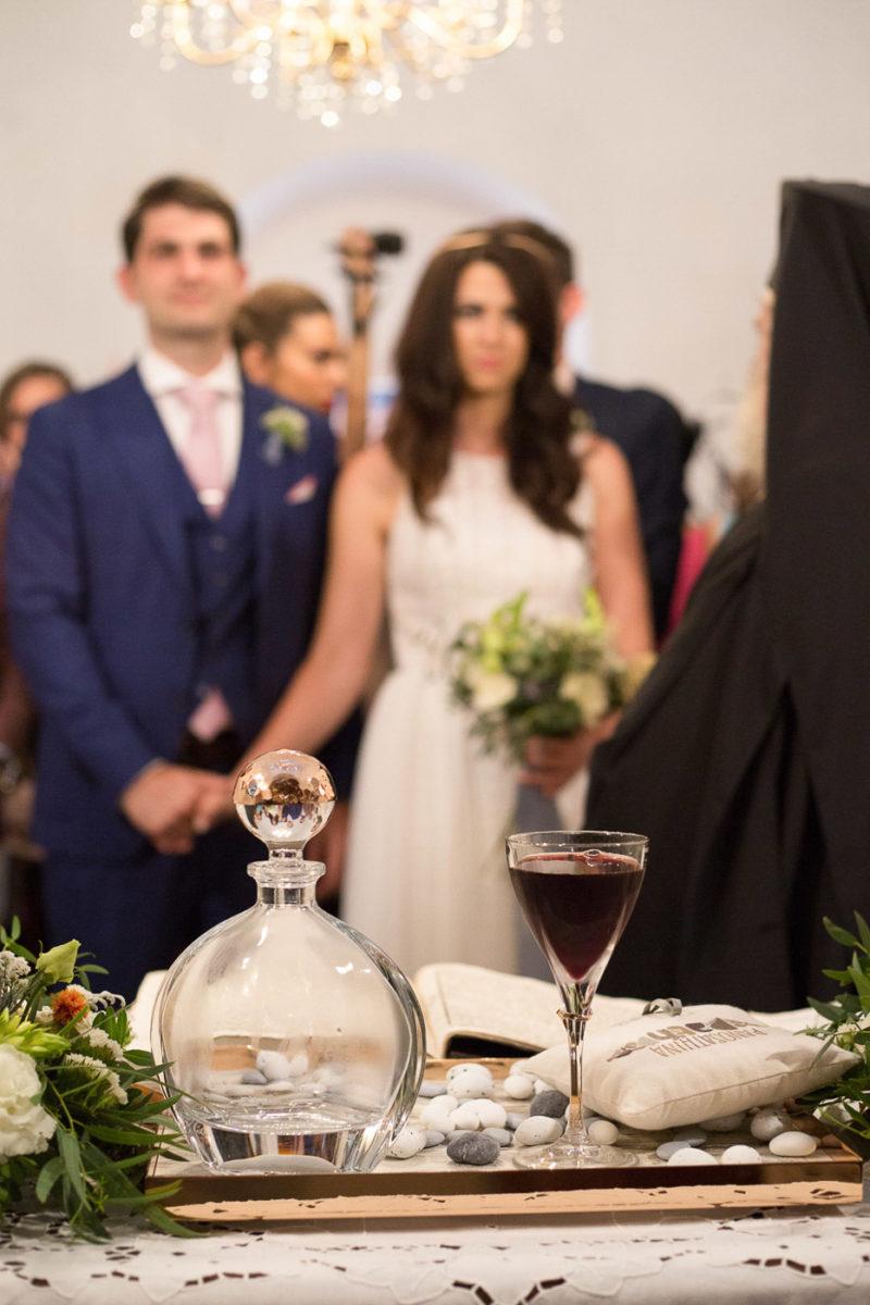 Φωτογράφηση γάμου στη Σέριφο