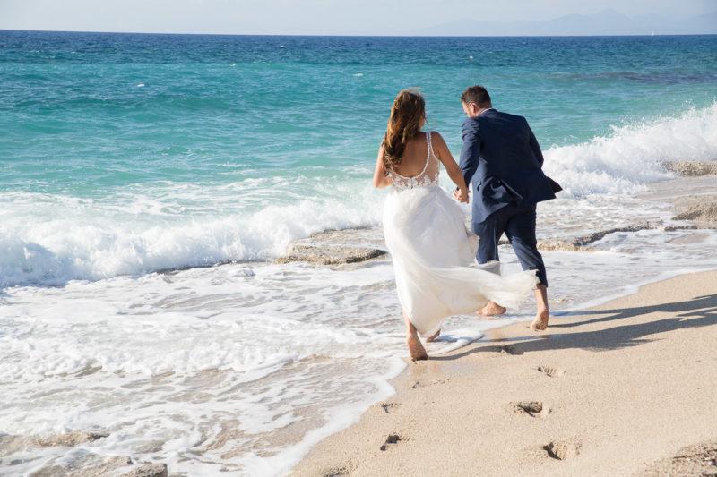 Φωτογράφηση γάμου στη Λευκάδα