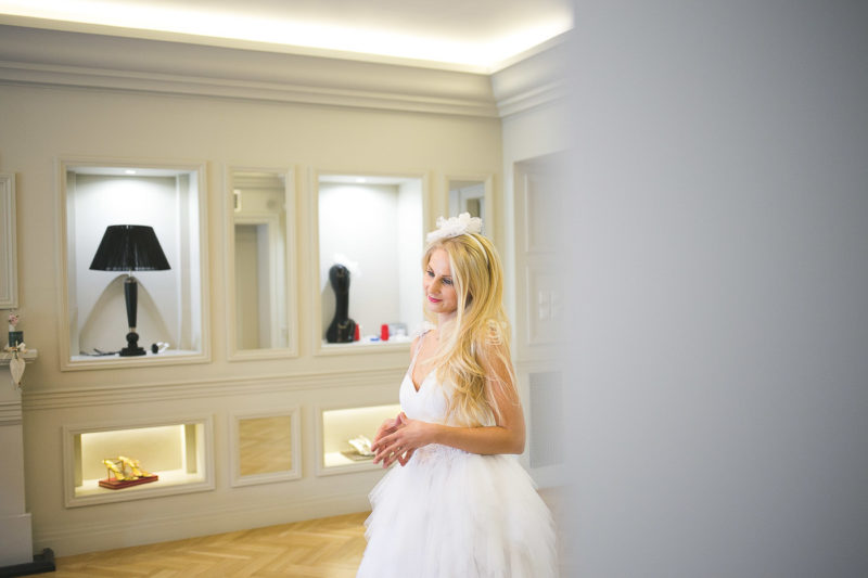 Φωτογράφηση πρόβας γάμου στην Αθήνα