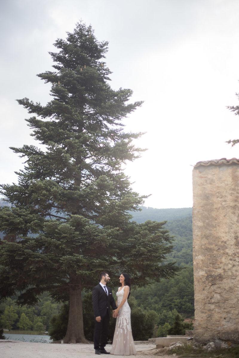Next Day Φωτογράφηση Γάμου στη λίμνη Δόξα