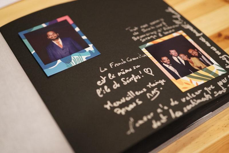 Polaroid Βιβλίο Ευχών