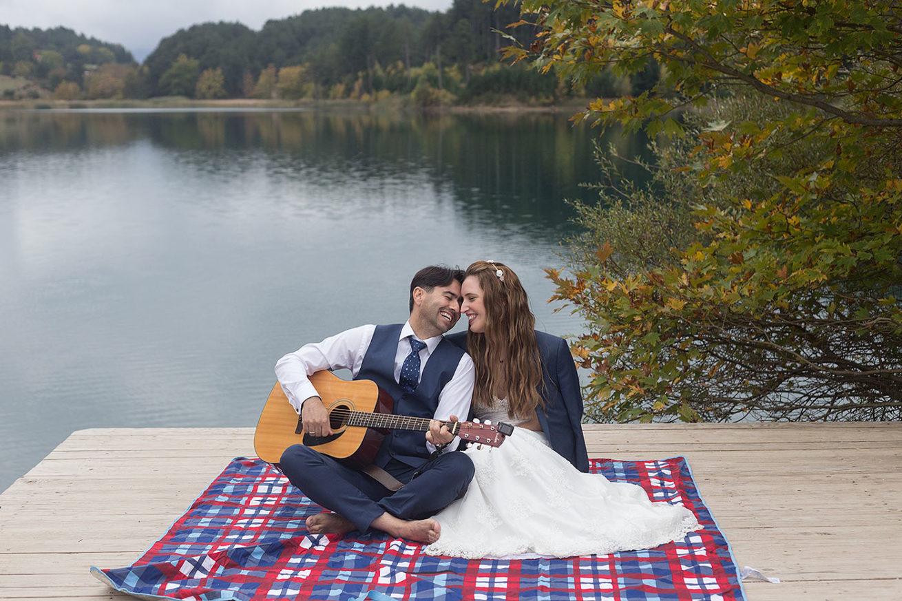 Γάμος στο Μojito Bay στην Αθήνα
