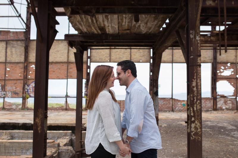 Φωτογράφηση πριν το γάμο στον Πειραιά