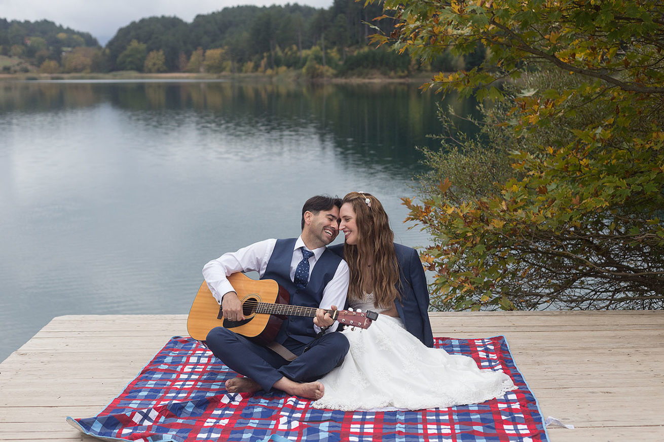 Marryoke wedding video in Athens Greece