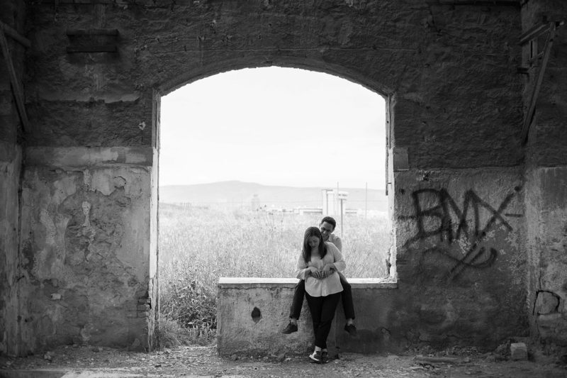 engagement photoshoot in Athens Greece