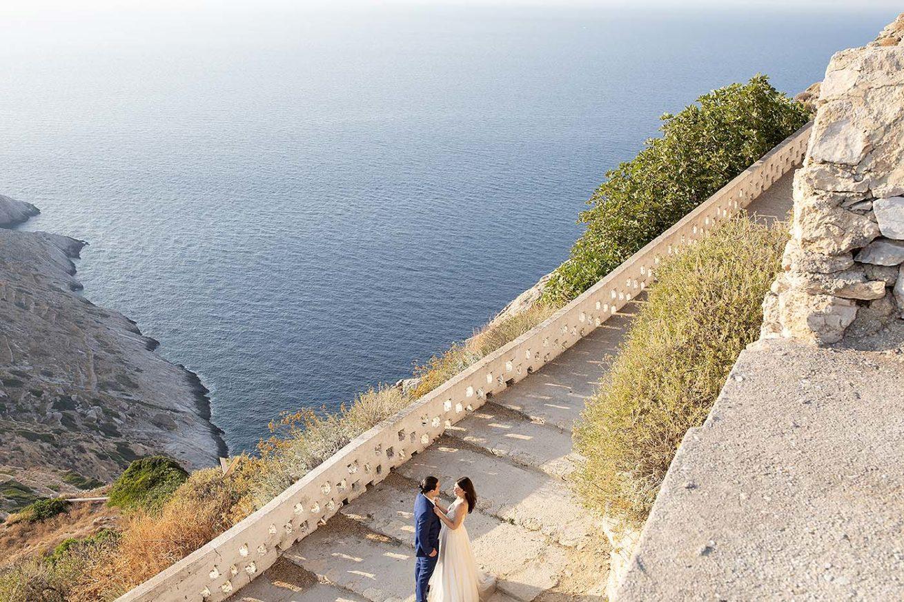 Marryoke βίντεο κλιπ γάμου στο κτήμα Μεσόγειος