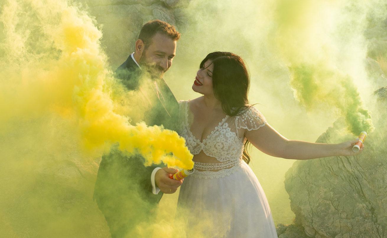 Marryoke βίντεο κλιπ γάμου στην Αθήνα