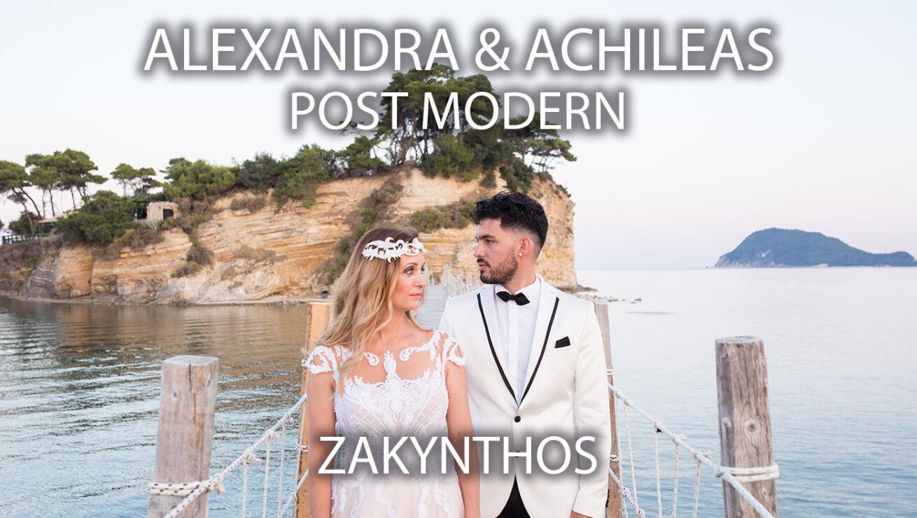 Wedding video in Zakynthos