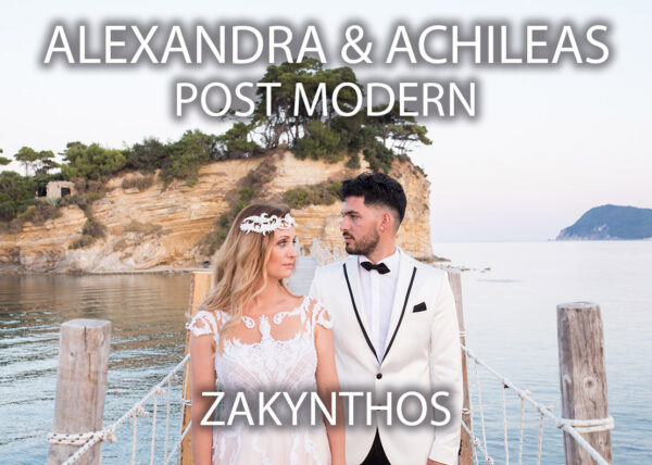 Wedding video in Zakynthos